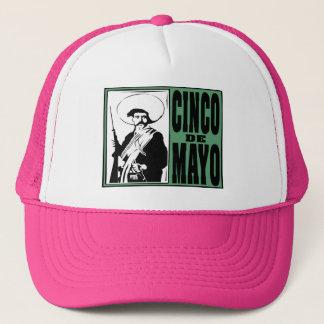 T - Shirts und Geschenke Cinco Des Mayo Retrokappen