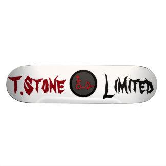 T.Stone Skateboard Personalisierte Skatedecks