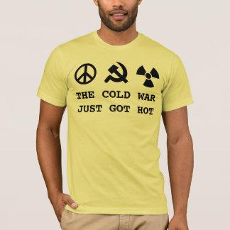 T-Stück B des kalten Krieges T-Shirt