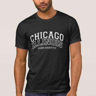 T-Stück CHICAGOS ILLINOIS T-Shirt