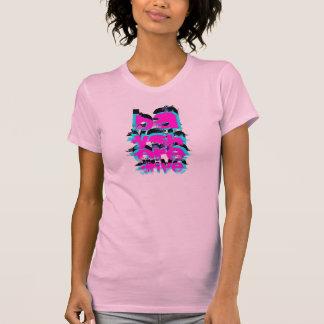 T-Stück der Bayshore Antriebsdamen Moore T-Shirt