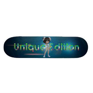 T-STÜCK einzigartige Ausgabe 20,1 Cm Skateboard Deck