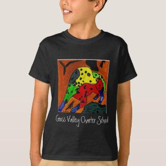 T-Stück GVCS LUKAS Dalmation T-Shirt
