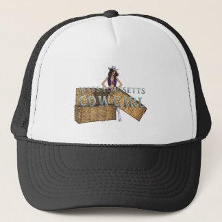 T-STÜCK Massachusetts-Cowgirl Truckerkappe