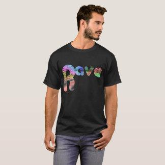 T-Stück Rave1 T-Shirt