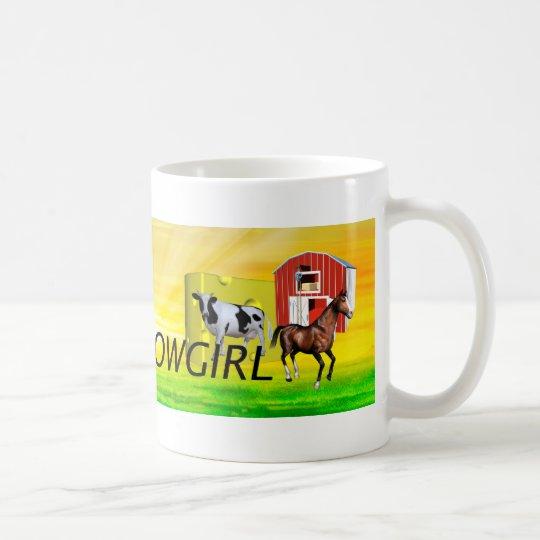T-STÜCK Wisconsin-Cowgirl Tasse
