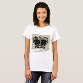 T-Stück Zitat der Königin-Elizabeth I T-Shirt