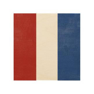 T-Tango-Seealphabet-Signal-Flagge Holzleinwände