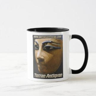 TA Amarna Ägypten 09 zerteilt Tasse