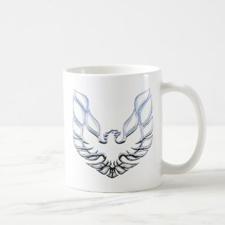 Ta-Chrom-Tasse - weiß Tasse