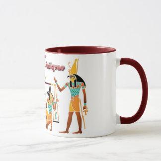 TA zerteilt Götter Ägypten 030 Tasse