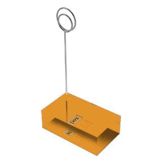 Tabellen-Kartenhalter der CAB-Datei