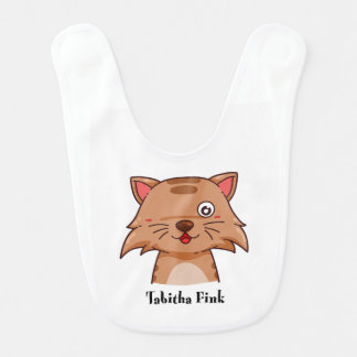 Tabitha Fink Baby-Mastbacke Lätzchen