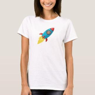 Tabitha Fink das helle Rocket Frauen T-Shirt