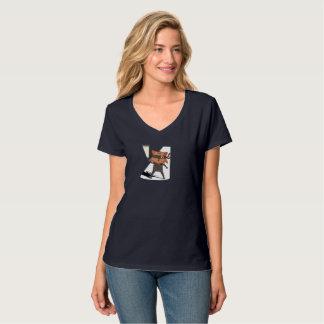 Tabitha Fink Ninja das Shirt Frauen