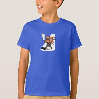 Tabitha Fink Ninja das Shirt Kinder