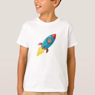 Tabitha Fink Rocket Schiff T-Shirt