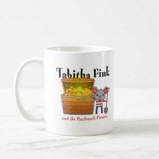 Tabitha Fink und die Patchwork-Piraten Kaffeetasse
