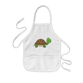 Tablier de bébé de tortue