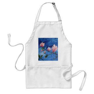 Tablier de ciel de magnolia