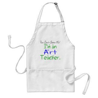 Tablier de professeur d art