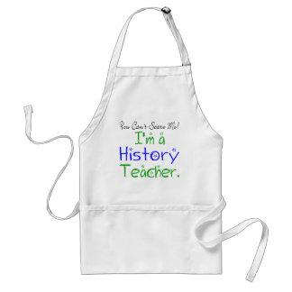 Tablier de professeur d histoire