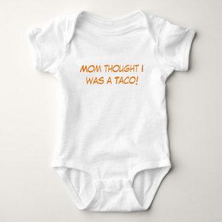 Taco-Baby Baby Strampler