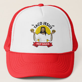Taco-Jesus-Fernlastfahrer-Hut Truckerkappe