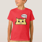 Taco-Katze T-Shirt
