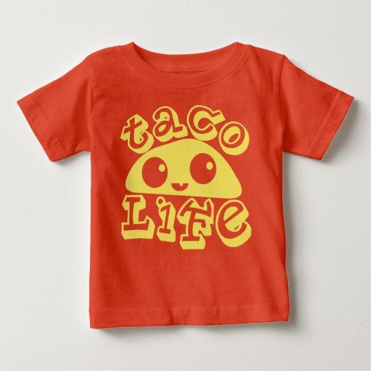 Taco-Leben Baby T-shirt