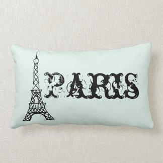 Tadellose Vintage Turm-Kissen-Wohngestaltung Paris Lendenkissen