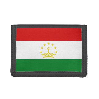 Tadschikistan-Flaggen-Geldbörse