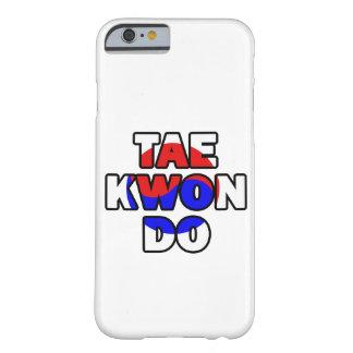 Taekwondo 004 barely there iPhone 6 hülle