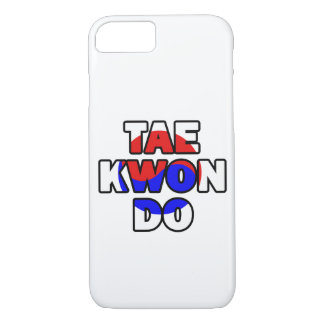 Taekwondo 004 iPhone 8/7 hülle