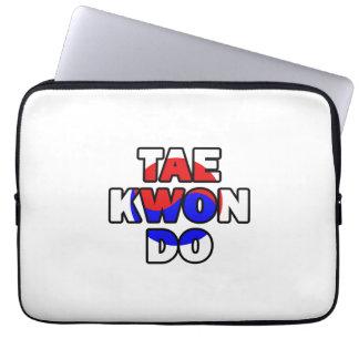 Taekwondo-Hülse Laptopschutzhülle