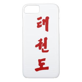 Taekwondo iPhone 7 Fall iPhone 8/7 Hülle