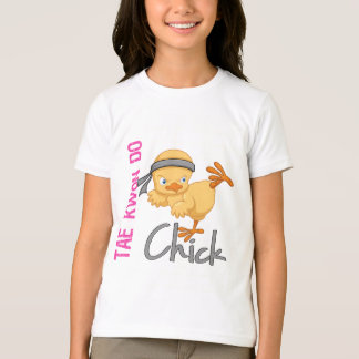Taekwondo-Küken T-Shirt