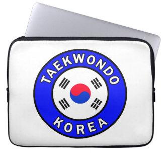 Taekwondo-Laptophülse Laptopschutzhülle