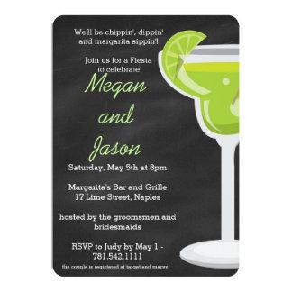 Tafel-Margarita-Party Einladung