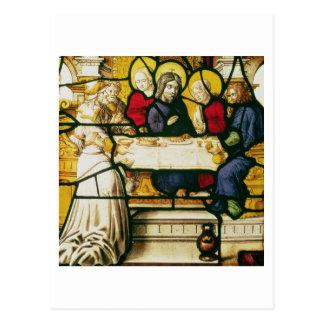 Täfeln Sie die Schilderung von St Andrew am Postkarte