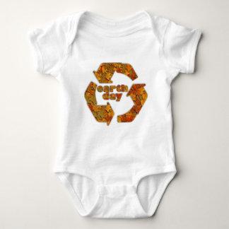 Tag der Erde Baby Strampler