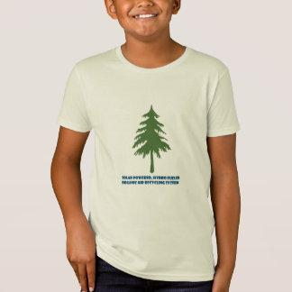 Tag der Erde-Baum T-Shirt