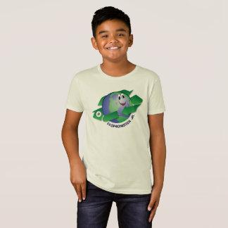 Tag der Erde Fashionister jr.-Planeten-Entwurf T-Shirt