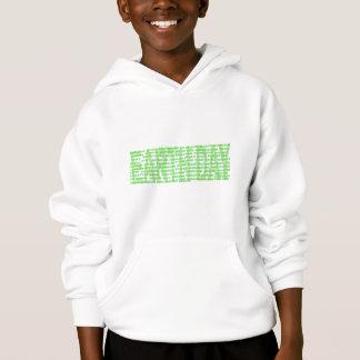 Tag der Erde fasst KinderHoodie ab Hoodie
