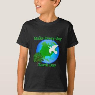Tag der Erde machen jeden Grafik des TagesTages T-Shirt