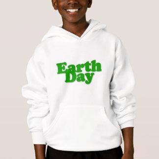 Tag der Erde scherzt Hoodie