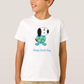 Tag der Erde scherzt T-Stück T-Shirt