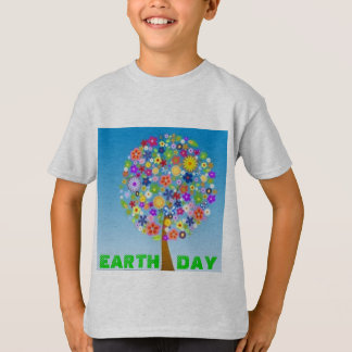 Tag der Erde-T-Shirt T-Shirt