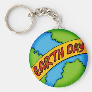 Tag der Erde-T-Shirts und Geschenke Schlüsselanhänger