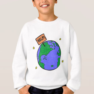 Tag der Erde-T-Shirts und Geschenke Sweatshirt
